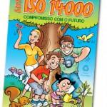 Revista em quadrinhos Série ISO 14000