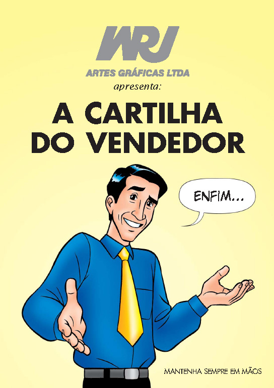 WRJ - A Cartilha do Vendedor